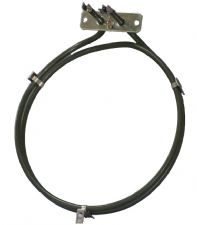 Circular Fan Oven Element 2 Turn 2000w for Indesit Cookers C00084399